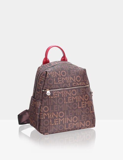 Balo LEMINO Monogram canvas LE24031